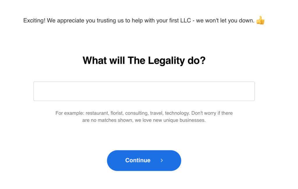 legal zoom asks what the company does