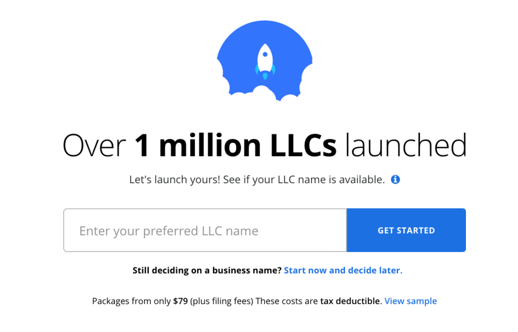LLC name form legal zoom