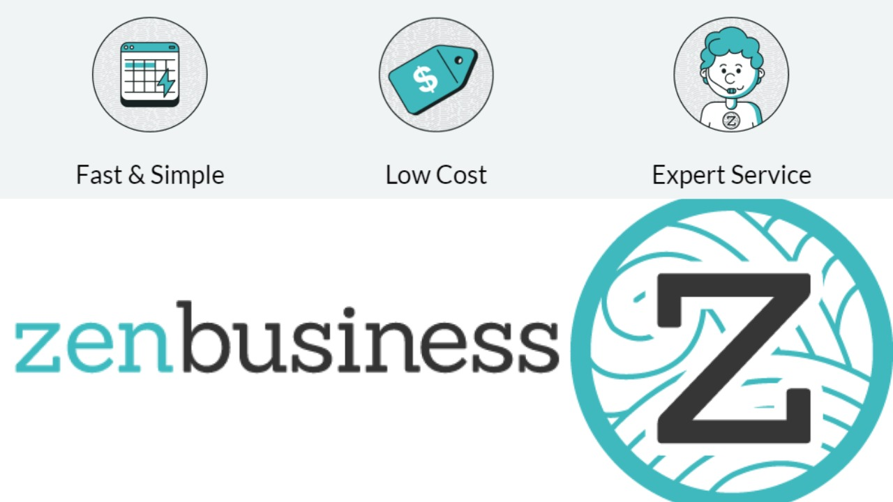 ZenBusiness graphic design