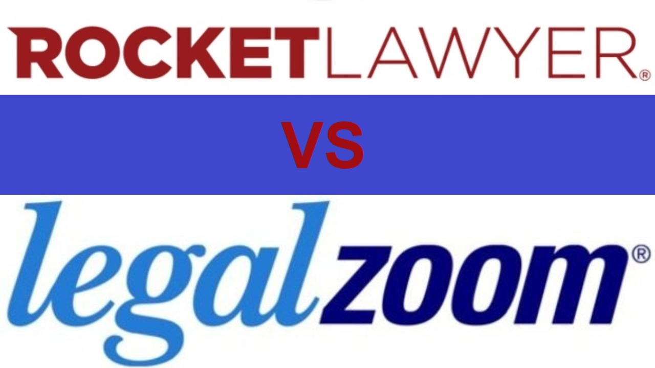 RocketLawyer or LegalZoom