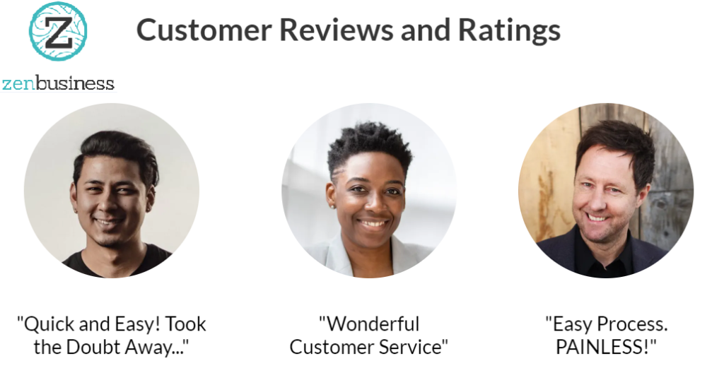 Customers Reviews capture