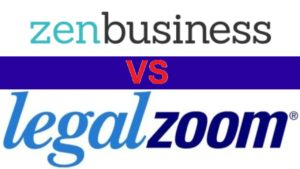 ZenBusiness or LegalZoom